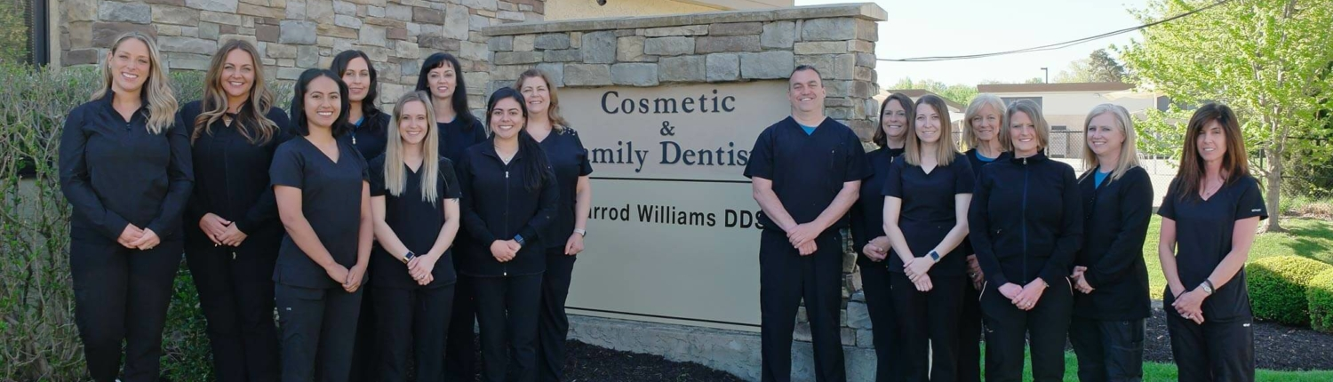 Williams Family Dentistry Staff